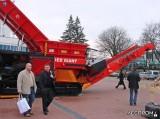 Дробильная машина Red Giant