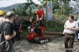 Малая лесозаготовительная техника