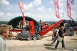 Мобильный дровокольный станок фирмы Palax