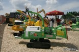 Самоходная рубительная машина Green Mech