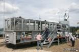 Мобильная установка для производства древесных топливных гранул (пеллет)