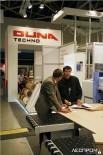 Стенд компании Duna Techno