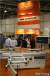 Деревообрабатывающее оборудование SCM на стенде компании «Негоциант Инжиниринг»