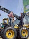 Лесозаготовители обсуждают технику Eco Log