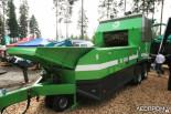 Рубительная машина Willibald SR 5000 (измельчитель древесины)