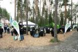 Шины BKT для лесозаготовительной техники