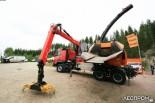 Рубительная машина Doppstadt (измельчитель древесины)
