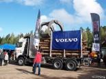 Лесовоз Volvo