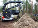 Рубительная машина Kesla C1060T (измельчитель древесины)