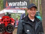 Рассел Куртц, компания Waratah. Харвестерные головки для лесозаготовительной техники