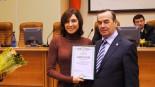 Елена Шумейко и Виктор Грачев