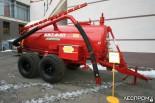 Машина для пожаротушения МЖТ-Ф-6П производства ОАО «Бобруйскагромаш»