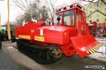 Лесопожарная машина «Онежец 310»