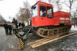Трактор лесопожарный ТЛП-55.5.00.000