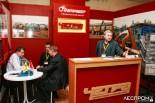 Стенд компании «Трактороцентр» – официального дилера «Четра»