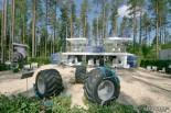 Шины Trelleborg для лесозаготовительной техники