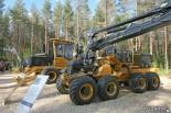 Лесозаготовительная техника Tigercat