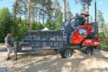 Рубительная машина Ventura (измельчитель древесины)