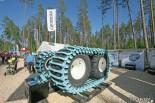 Гусеницы Olofsfors для шин лесозаготовительной техники