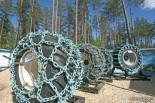 Цепи Olofsfors для шин лесозаготовительной техники
