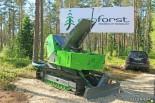 Трелевочная лебедка EcoForest T-Winch 10.1