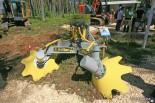 Навесной агрегат BrakeForest для рыхления почвы перед посадкой саженцев