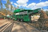 Komptech Multistar L3. Машина для сортировки древесных отходов