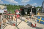 Лесопильный станок Bamsesagen
