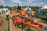 Лесопильный станок Wood-Mizer MP70