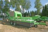 Рубительная машина Willibald EP 5500 (измельчитель древесины)