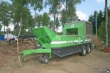 Рубительная машина Willibald UH 4800 (измельчитель древесины)