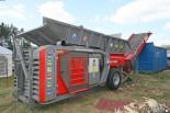 Рубительная машина Hammel VB 750 D (измельчитель древесины)