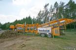 Рубительная машина Backers (измельчитель древесины)
