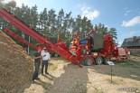 Рубительные машины Rotochoper (измельчитель древесины)