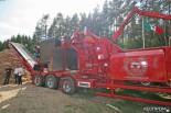 Рубительная машина Rotochoper B-66 (измельчитель древесины)