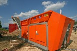 Рубительная машина Arjes (измельчитель древесины)