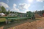 Рубительная машина Bandit (3-осный прицеп) (измельчитель древесины)