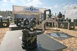FinnRotor. Ротаторы для лесозаготовительной техники