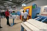 Станок Hundegger для производства элементов для деревянного домостроения