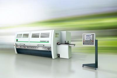 Powermat 1200: максимальная гибкость для различных производственных задач
