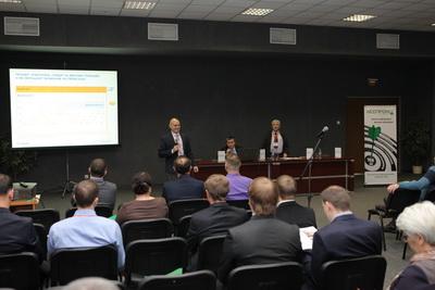 Конференция «ЛесПромИнформ» по плитам MDF,OSB, ДСП. Как оптимизировать производство