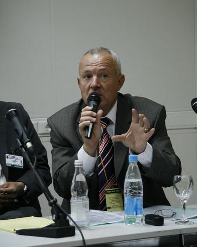 Профессор Санкт-Петербургской государственной лесотехнической академии А. Н. Чубинский