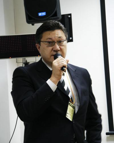 С.С. Цигаменко, президент «Ассоциации