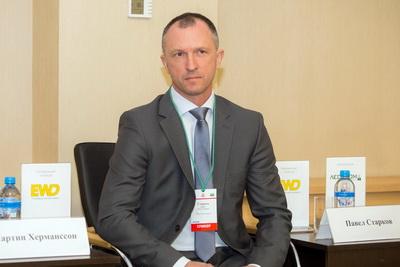 Докладчик: директор по продажам «ММ-Ефимовский» Павел Старков