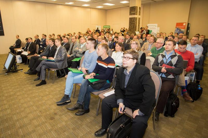 Аудитория конференции «Деревообрабатывающая промышленность Рос-сии: поиск точек роста»