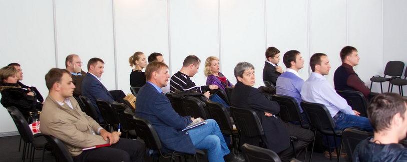 Аудитория семинара «Твердосплавные дисковые пилы. Практические советы по профессиональной подготовке инструмента»
