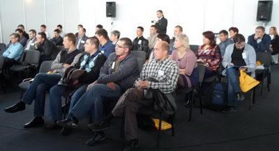 Аудитория цикла семинаров «Повышение эффективности мебельного производства»
