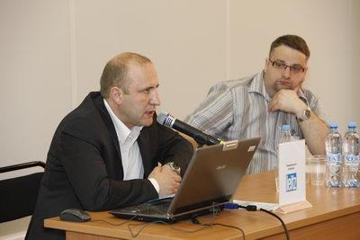 Виталий ФИШЕР, технический директор OOO «Лейтц Инструменты»