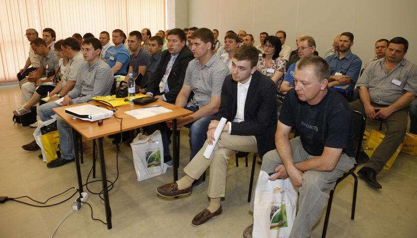 Аудитория семинара  «Твердосплавные дисковые пилы»