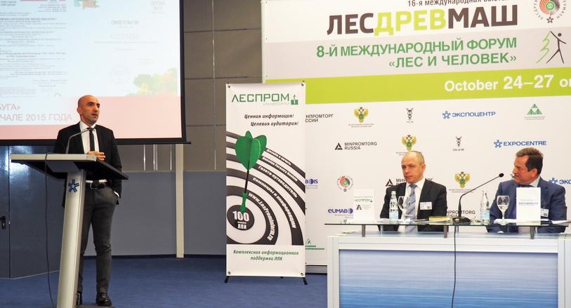 Доклад «Фундаментальные тенденции развития рынка древесных плит в России»